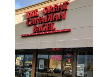 Guelph bagel shop The Great Canadian Bagel