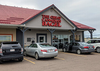 Moncton bagel shop The Great Canadian Bagel
