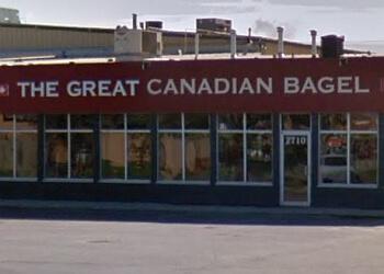 Saskatoon bagel shop The Great Canadian Bagel