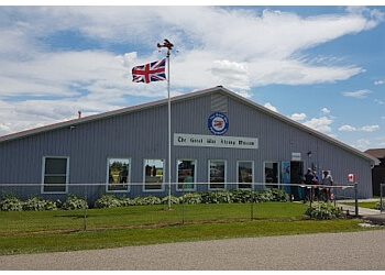 Caledon places to see The Great War Flying Museum