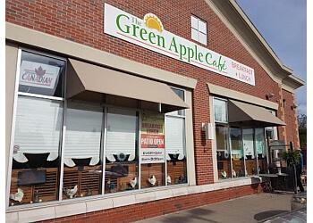 Orangeville cafe The Green Apple Cafe