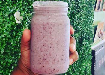 Milton juice bar The Green Eatery