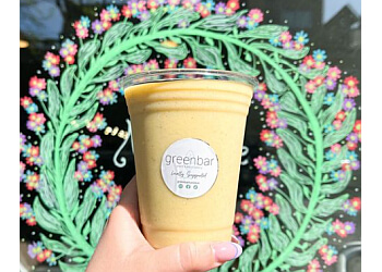 Hamilton juice bar The Green Smoothie Bar