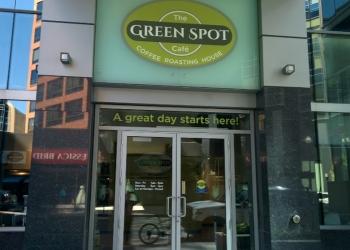 Regina vegetarian restaurant The Green Spot Cafe