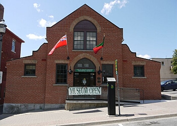 Barrie places to see The Grey & Simcoe Foresters Regimental Museum