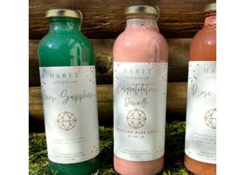 Abbotsford juice bar The Habit Project