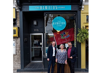 Hamilton gift shop The Hamilton Store