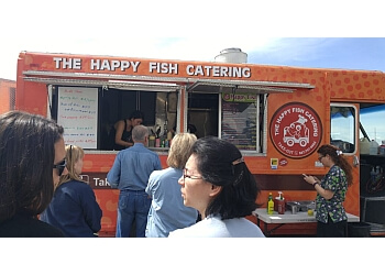 Calgary food truck The Happy Fish