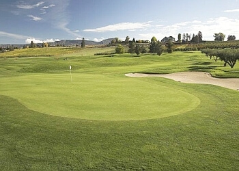 Kelowna golf course The Harvest Golf Club