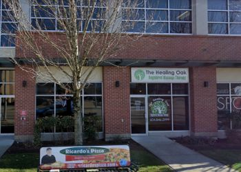 Chilliwack massage therapy The Healing Oak