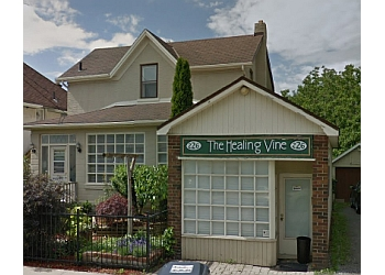 St Catharines naturopathy clinic The Healing Vine, Dr. Lindy Harb, ND.
