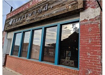Medicine Hat cafe The Heartwood Cafe