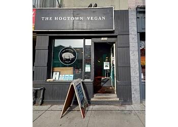 Toronto vegetarian restaurant The Hogtown Vegan