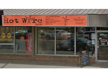 Lethbridge sandwich shop The Hot Wire Panini