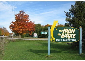 Orangeville golf course The Iron & The Eagle Golf & Country Club