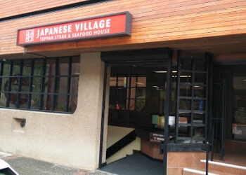 Victoria japanese restaurant The Japanese Village Restaurant