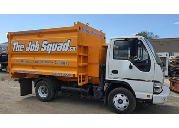 Kamloops junk removal The Job Squad
