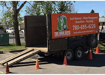 Sherwood Park junk removal The Junk Guys