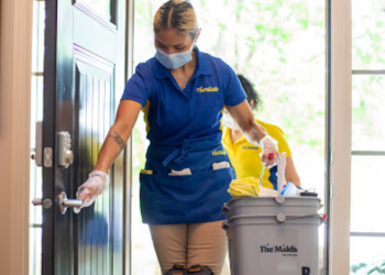 Ajax house cleaning service The Maids