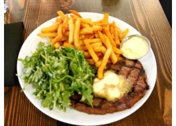 Edmonton french cuisine The Marc