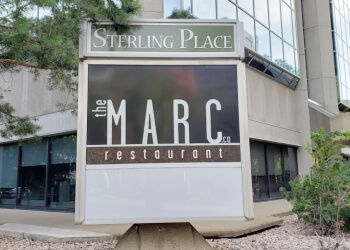 Edmonton french cuisine The Marc Restaurant