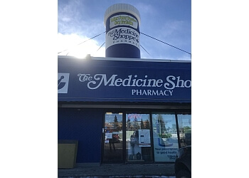 Edmonton pharmacy The Medicine Shoppe Pharmacy