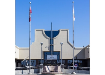 Calgary places to see The Military Museums