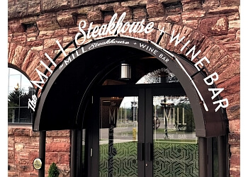 Sault Ste Marie steak house The Mill Steakhouse & Wine Bar