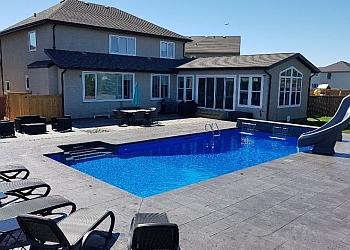 Winnipeg pool service The Montgomery Pool Company Ltd.