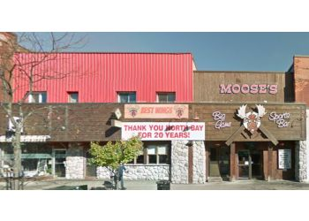 North Bay sports bar The Moose Cookhouse