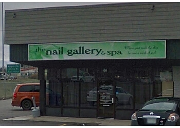 Saskatoon nail salon The Nail Gallery & Spa