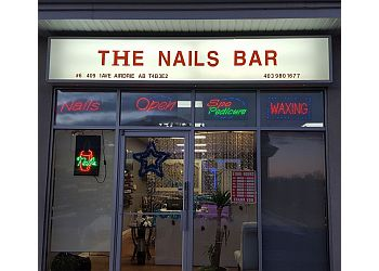 The nails bar airdrie ab