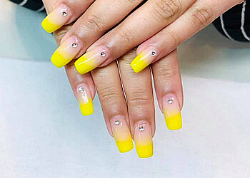 Airdrie nail salon The Nails Bar