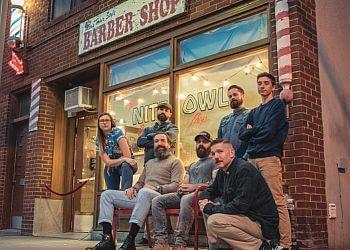Toronto barbershop The Nite Owl Barber Shop Long Branch