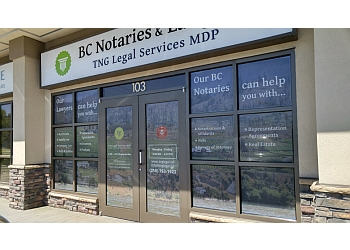 Kelowna notary public The Notary Group - Enterprise & Spall