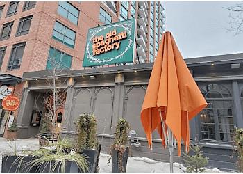 Toronto italian restaurant The Old Spaghetti Factory
