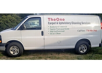 Coquitlam carpet cleaning The One Carpet Cleaning