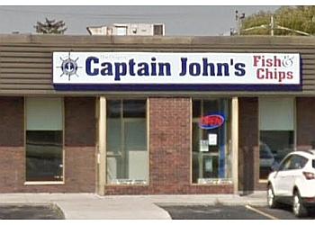 Sarnia fish and chip The Original Captain John's Fish & Chips