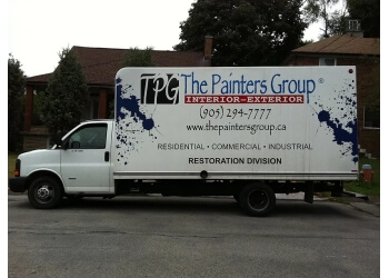 Markham painter The Painters Group