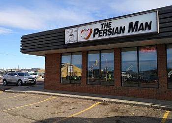 Thunder Bay bagel shop The Persian Man