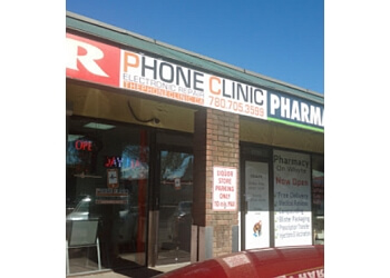 Edmonton cell phone repair Phone Clinic