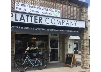 Burlington caterer The Platter Company