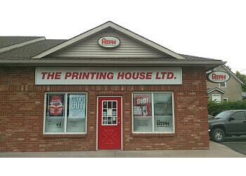 Welland printer The Printing House Ltd.