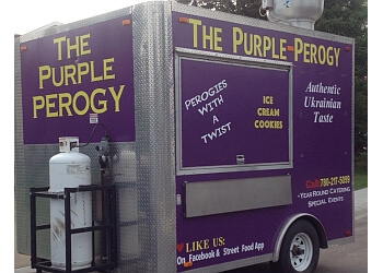 Sherwood Park food truck The Purple Perogy