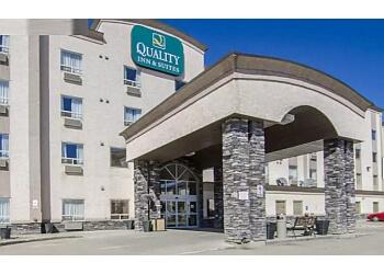 Grande Prairie hotel The Quality Inn & Suites