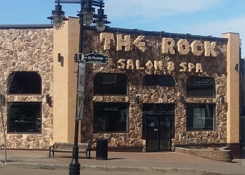 St Albert hair salon The Rock Salon and Spa Inc.