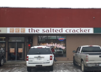 Prince George sandwich shop The Salted Cracker