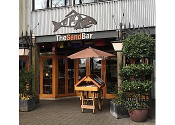 Vancouver seafood restaurant The Sandbar