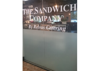 Kelowna sandwich shop The Sandwich Company