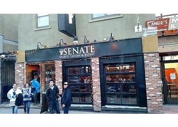 Ottawa sports bar The Senate Sports Tavern & Eatery